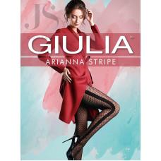Колготки женcкие фантазийные Giulia Ariana Stripe 01