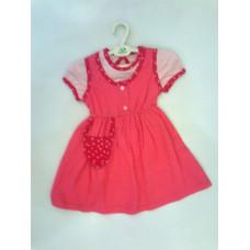 Платье для девочки Капитоша К-1135