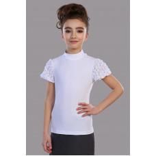 Блузка для девочки Jersey Lab Элис (Р) 13112Р