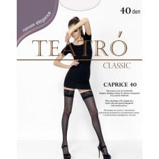 Чулки женские Teatro Caprice 40 Aut