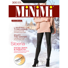 Колготки женские классические MiNiMi Siberia 300 XL