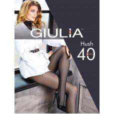 Колготки женcкие фантазийные Giulia HUSH 02