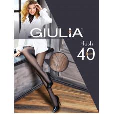 Колготки женcкие фантазийные Giulia HUSH 01