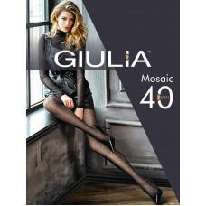 Колготки женcкие фантазийные Giulia MOSAIC 01