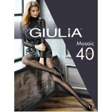 Колготки женcкие фантазийные Giulia MOSAIC 03