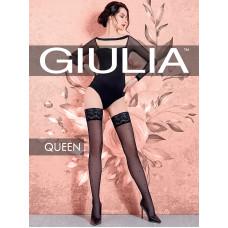 Чулки женские фантазийные Giulia QUENN 01