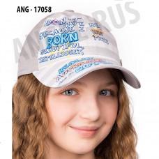 Кепка для девочки Angelcaps ANG-17058