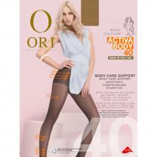 Колготки женские классические Ori Activa Body 40