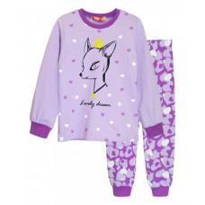Пижама детская Lets Go 91131