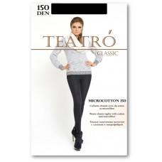 Колготки женские классические Teatro Micro&Cotton 150