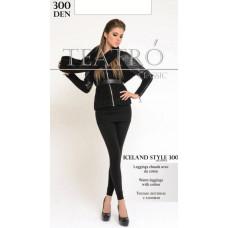 Леггинсы женские Teatro Iceland Style leggings 300 maxi