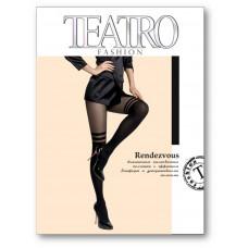 Колготки женcкие фантазийные Teatro Rendezvous Fashion