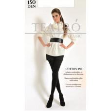 Колготки женские классические Teatro Cotton 150 Melange