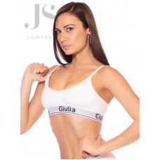 Майка женская спортивная Giulia COTTON BRALETT 01