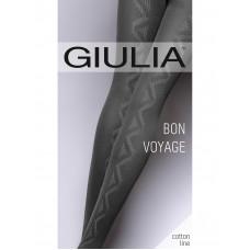 Колготки женcкие фантазийные Giulia Bon Voyage 02