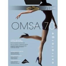 Колготки женские классические Omsa Omsa 70 XXL