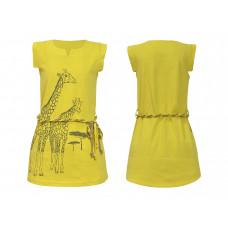 Платье для девочки Лунева 11-78-1.
