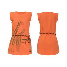 Платье для девочки Лунева 11-78-2.