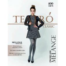 Колготки женcкие фантазийные Teatro Promo 100 Melange