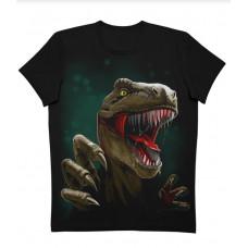 Футболка мужская DoDoGood 1651-01 Динозавр