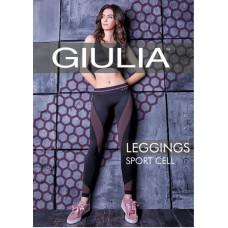 Леггинсы женские спортивные Giulia Leggings Sport Cell