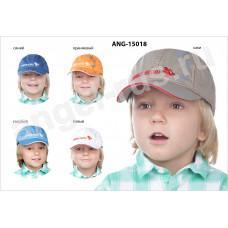 Кепка для мальчика Angelcaps ANG-15018