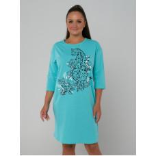 Платье женское домашнее Одевайте! 284-102-320