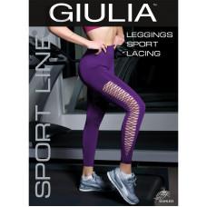 Леггинсы женские спортивные Giulia Leggings Sport Lacing