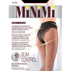 Колготки женские корректирующие MiNiMi Slim Control 40