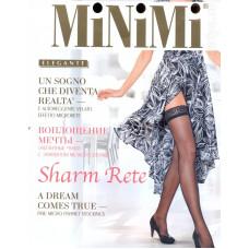 Чулки женские MiNiMi Sharm Rete Aut