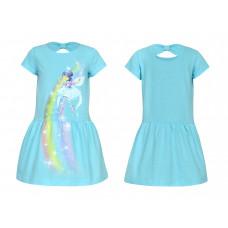Платье для девочки Лунева 11-94-4.