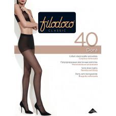 Колготки женские классические Filodoro Classic Dora 40