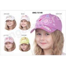 Кепка для девочки Angelcaps ANG-15140