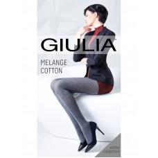 Колготки женские классические Giulia Melange Cotton 200