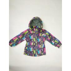 Куртка для девочки КНР 9Q-02CК