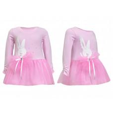 Платье для девочки Лунева 9-20-4.