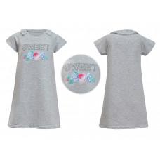 Платье для девочки Лунева 11-50-3.