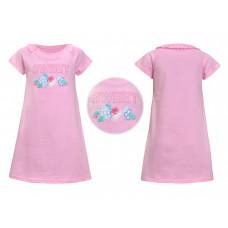 Платье для девочки Лунева 11-50-4.