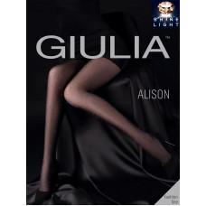 Колготки женcкие фантазийные Giulia Alison 01