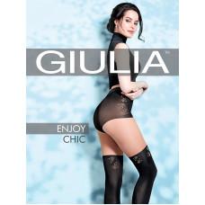 Колготки женcкие фантазийные Giulia Enjoy Chic 04