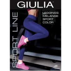 Леггинсы женские спортивные Giulia Leggings Sport Melange Color