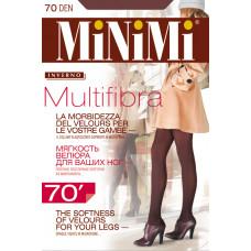 Колготки женские классические MiNiMi Multifibra 70 XXL