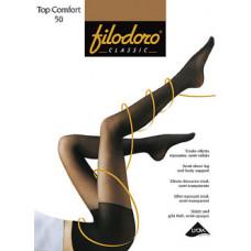 Колготки женские классические Filodoro Classic Top Comfort 50
