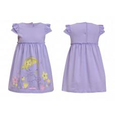 Платье для девочки Лунева 11-73-3.