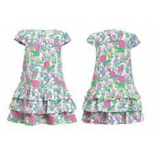 Платье для девочки Лунева 11-79-2.