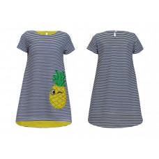 Платье для девочки Лунева 11-96-2.