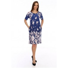 Платье женское домашнее Нагорная Сердолик