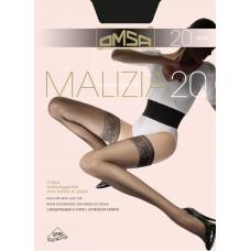 Чулки женские Omsa Malizia 20 Aut