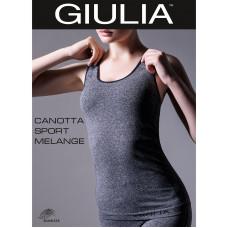 Майка женская спортивная Giulia Canotta Sport Melange 01
