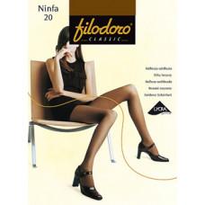 Колготки женские классические Filodoro Classic Ninfa 20
